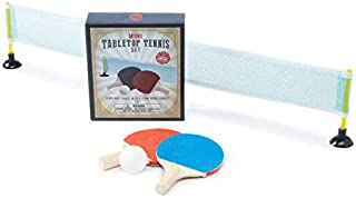 The Original Fun Workshop Mini Tabletop Tennis Set