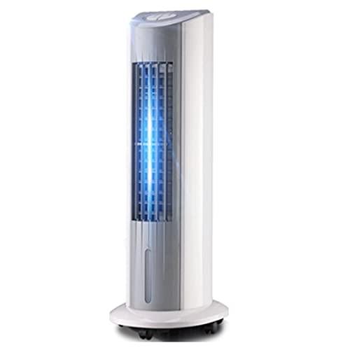 Ventilador de pedestal Ventilador de la torre oscilante con ruedas universales 30' Fan de piso de enfriamiento tranquilo fácil de mover for el dormitorio de la sala de estar de la oficina en el hogar