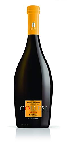 Collesi Cerveza Artesanal Rubia - 6500 ml