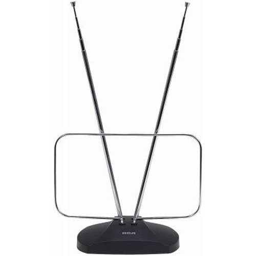 Our #7 Pick is the Audiovox RCA ANT111E Rabbit Ear Antenna