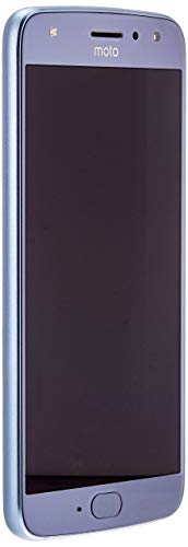 Motorola X4 Android One Edition Factory Unlocked Phone - 5.2 inches Screen - 32GB - Sterling Blue - PA8S0025US (Renewed)