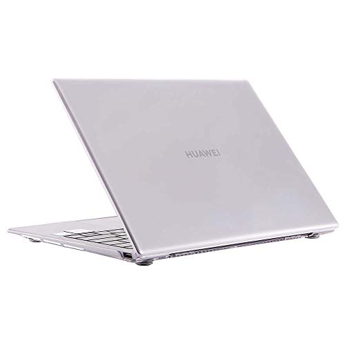 Yhuisen Caja del Ordenador portátil Claro for Huawei MateBook X Pro 13.9 2019 / MateBook 13/14 / MateBook D 14 / D 15 MateBook Duro portátil de la Cubierta del Caso