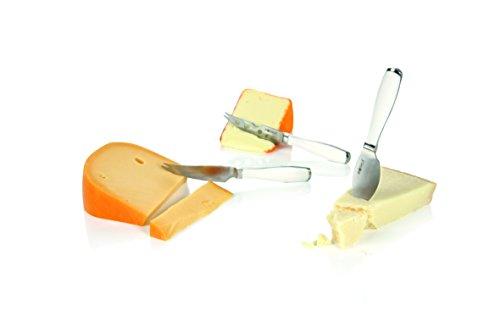 BOSKA 320106 Life Set de 3 Couteaux de Fromage