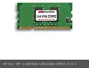 DMS Compatible/Replacement for HP Inc. CB423AR Laserjet Pro 400 M451dn 256MB DMS Certified Memory 16 Bit DDR2 144 PIN SODIMM - DMS