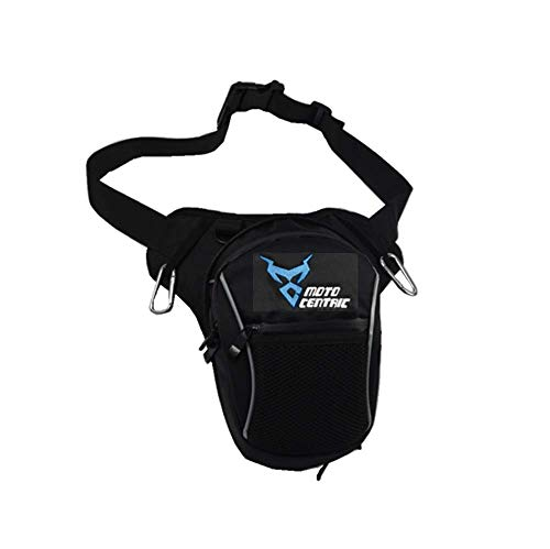 Bolsos para hombre, bolsillos para montar en motocicleta, ciclismo al aire libre, camping, multifuncional, bolsa de hombro