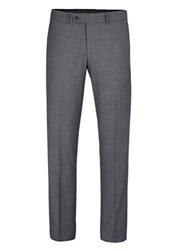 Michaelax-Fashion-Trade Classic Fit Fynn 1410 00 232001 Pantalon de construction pour homme - Gris - 102 cm