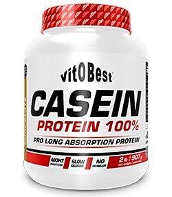 CASEIN PROTEIN VAINILLA - Suplementos Alimentación y Suplementos Deportivos - Vitobest
