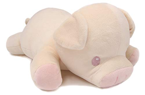 Plush Town Piggy - Soft and Cuddly Stuffed Pig - 12