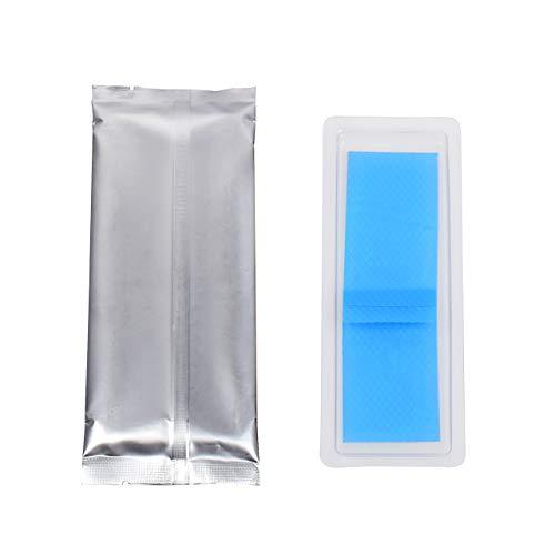Magiin Lámina de Gel de Silicona para Tratamiento de Reparación de Cicatrices 3,5x12cm para Quemaduras Cirugía Cualquier Tipo de Cicatriz