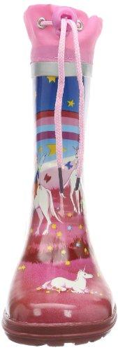 Beck Mädchen Wonderland Schlupfstiefel, Mehrfarbig (multicolor 50), 30 EU - 2
