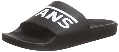 Vans Slide-on, Herren Pantoletten, Schwarz (black), 42 EU