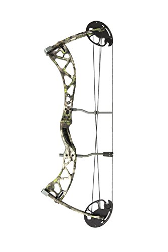 Champion Archery EL-1718BLK70R Carbon Eliminator Blackout Archery Bow, Blackout