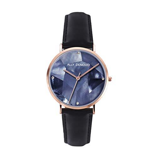 [アリーデノヴォ] ALLY DENOVO 腕時計 Gaia Pearl ガイアパール 36mm メンズ レディース ウォッチ