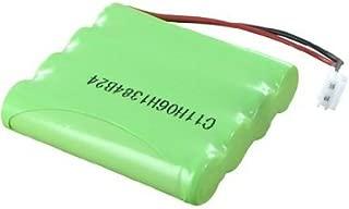 NiMH 4,8V Batterie pour appareils /électrom/énagers Powery Batterie pour Compex de Type 941210