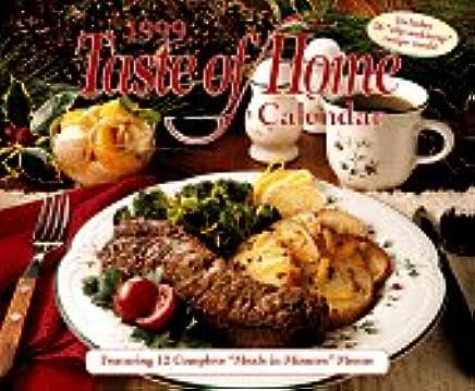 Cal 99 Taste of Home Calendar