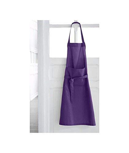 Today 257511 Tablier Coton Pourpre Foncé/Violet 79 x 104 cm