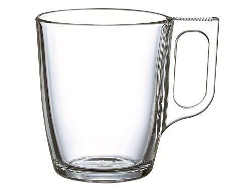 Luminarc 1 tasse en verre Nuevo (25cl/233,9 gram)