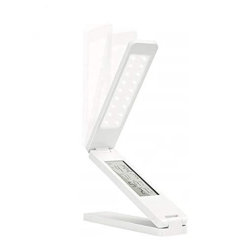 SHENLIJUAN Led de Escritorio Plegable de Aprendizaje Creativo Protección de los Ojos del Estudiante de Lectura lámpara de Escritorio de la lámpara 3 * 4.5 * 18 cm