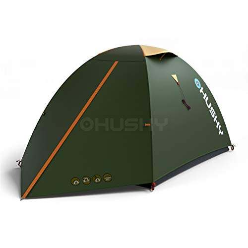 Husky, Outdoor Classic BIZAM Tente Classique, Vert
