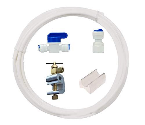 Utiz Water Tube & Connectors Kit For American Style Fridge Freezer Samsung Bosch Miele LG Neff Siemens