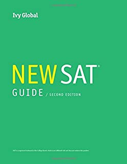 Ivy Global's New SAT Guide, 2nd Edition (2019)