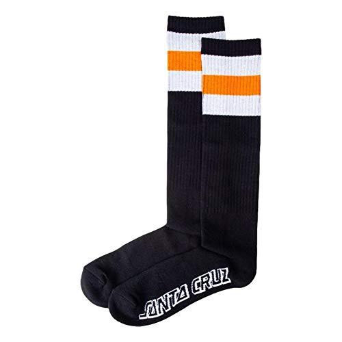 Santa Cruz Bench Socks - Black