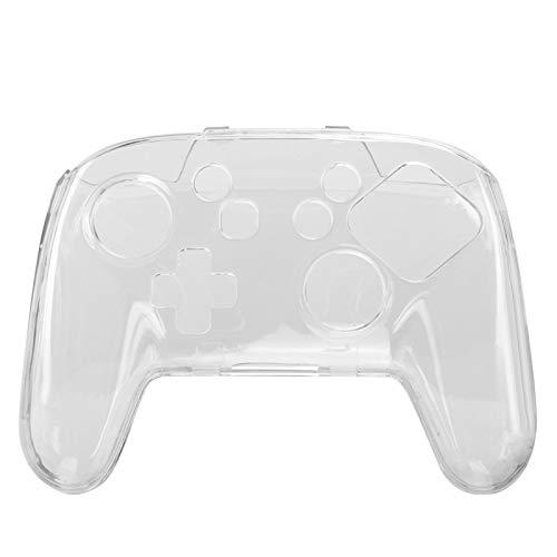Funda Transparente Antideslizante con protección de Cristal, Funda para Mando para Nintendo...