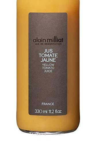 Zumo de Tomate amarillo 100% sin azúcar añadido 33cl x 6 unidades - Alain Milliat