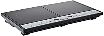 Cuisinart Double Induction Cooktop One Size Black