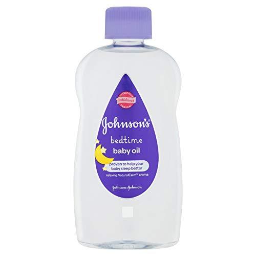 3er Pack - Johnson's Babyöl