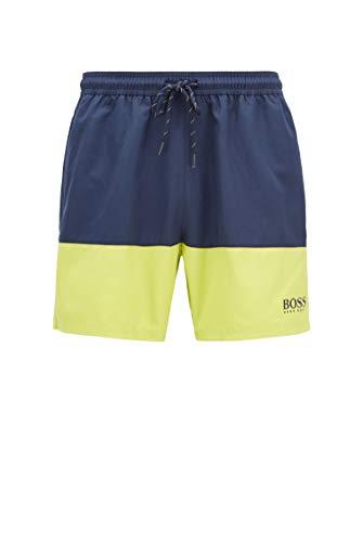 BOSS Beach Set Camiseta, Navy415, XX-Large para Hombre