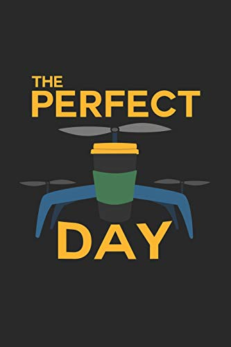 The perfect day: 6x9 FPV | lined | ruled paper | notebook | notes