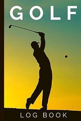 Golf Log Book for