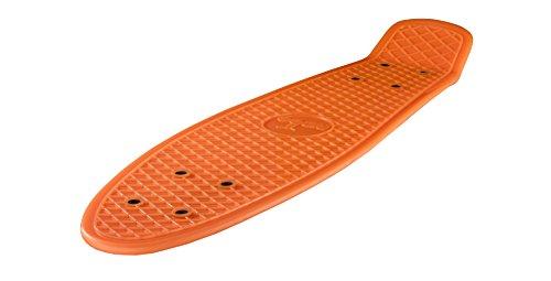 Ridge Mini Cruiser Plateau de Skateboard Orange 22\
