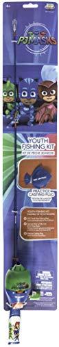 Kid Casters Youth Fishing Kits (PJ Masks)