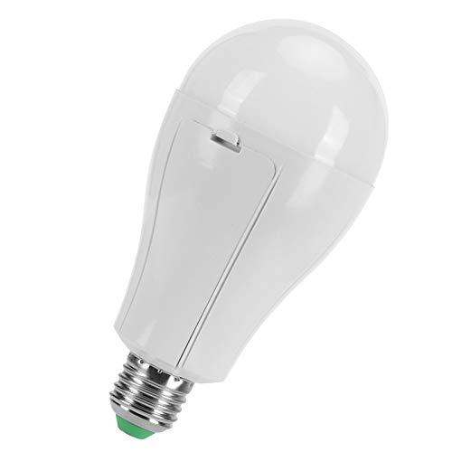 Semiter Bombilla LED, práctica práctica lámpara de Emergencia Recargable para Acampar para Interior para Exterior