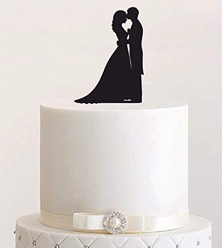 Cake Topper #2, Tortenstecker, Tortenfigur Acryl, Tortenständer Etagere Hochzeit Hochzeitstorte