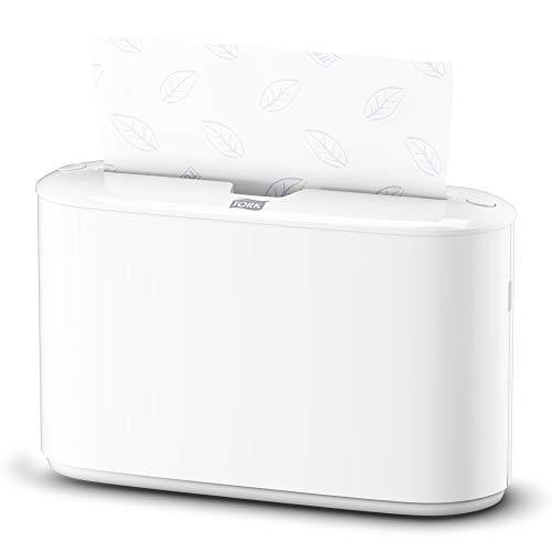 Tork Xpress Distributeur pour Essuie-mains interfoliés - 552200 - Elevation Design - Distributeur H2 pour papier d'essuyage, feuille à feuille, blanc