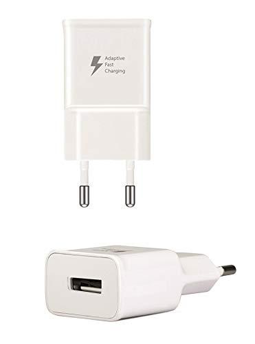 M2 Ladeset Schnell Ladegerät Netzteil + Micro-USB Kabel Datenkabel kompatibel mit Huawei P Smart P7 P8 P8 Lite P8 Lite (2017) P9 Lite P10 Lite Mate 7/8 / S Honor 7 Y3 Y5 Y6 Y6 2 Y7 Y6 2017 - 2