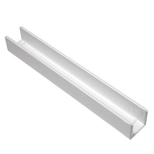 IB-Style - Erweiterung/Zubehör für Tür- und Treppenschutzgitter BERRIN MIKA | U-Profil Stabilisierung