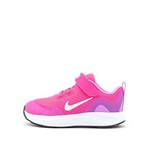 Nike Earallday (TD), Scarpe, Hyper Pink/White-Fuchsia Glow, 27 EU