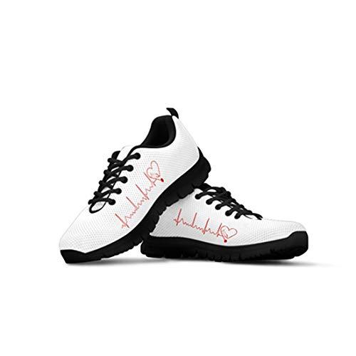 Agroupdream Zapatillas Antideslizantes Mujer Zapatillas y Calzado Deportivo Running Tenis Multideporte Calzado...
