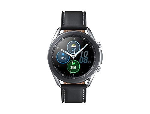 SAMSUNG R840 Galaxy Watch 3 45mm BT Mystic Silver