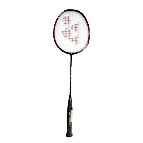 YONEX VOLTRIC 0.7DG Slim Graphite Badminton Racquet with Full Cover (35 lbs Tension , Multicolor ) - Tri-voltage system