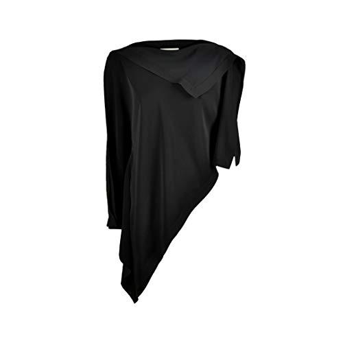 MAISON MARGIELA Luxury Fashion Donna S32NC0618S43455900 Nero Cotone Top | Primavera-Estate 20