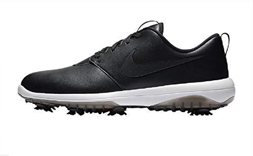 Nike Roshe G Tour Golf Shoes 2019 Black/Summit White Wide 12