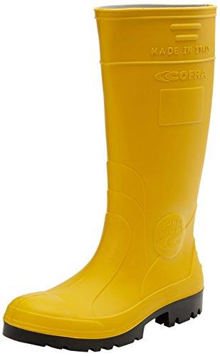 COFRA 00010-037.W38 Gummistiefel, gelb, 38