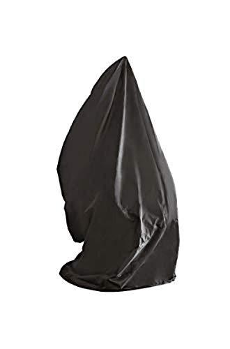 Couverture parapluie, Patio Fauteuil Suspendu Couverture 421D Oxford Tissu imperméable Veranda Patio Cocoon Egg Chair Couverture -41x37x79 / 45 pouces yqaae