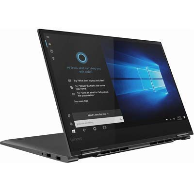 Lenovo Yoga 730 2-in-1 15.6' Full HD IPS Touch-Screen Widescreen LED Premium Laptop|Intel Core i5-8250U|8GB DDR4|256GB PCIe SSD|Thunderbolt|Backlit Keyboard|802.11ac|Windows 10|Gray (Renewed)