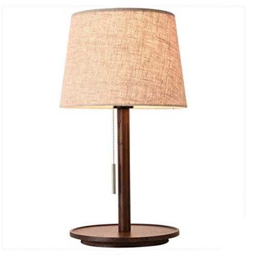 Kfhfhsdgsatd Lampara Mesa Consumo de baja potencia, lámpara de escritorio de estudio, cabecera, dormitorio, sala de sobrevivientes originativa, interruptor de pull, estilo nórdico MOD minimalista, tel
